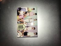 Nct playing cards, good condition. Never used  Edmonton, T5W 4M2