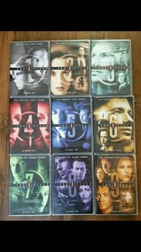 X-FILES: All Original Seasons