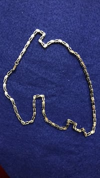 Stainless chain necklace