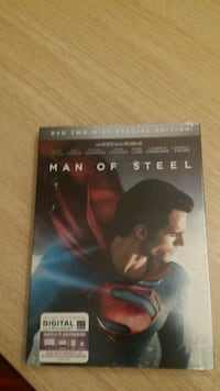 Man of Steel 2 Disc DVD Set Alexandria, 22314