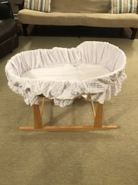 Bassinet with rocking stand Newmarket
