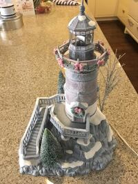 Dept 56 Winters Frost Lighthouse Los Angeles, 90292