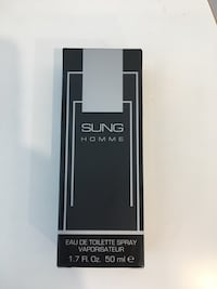 SUNG Homme by Alfred Sung Men's Cologne: New Toronto, M1S 2Y8