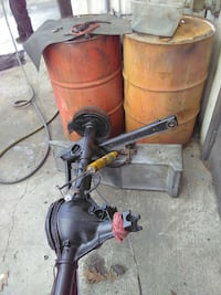 Used 87 Irock Rear End Disc Brake For More Information For