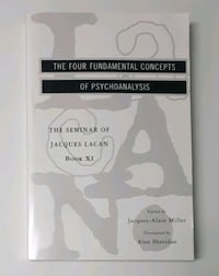 The Four Fundamentals Concepts of Psychoanalysis