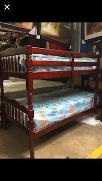 Brand new TWIN bunk bed frame ONLY  Norcross