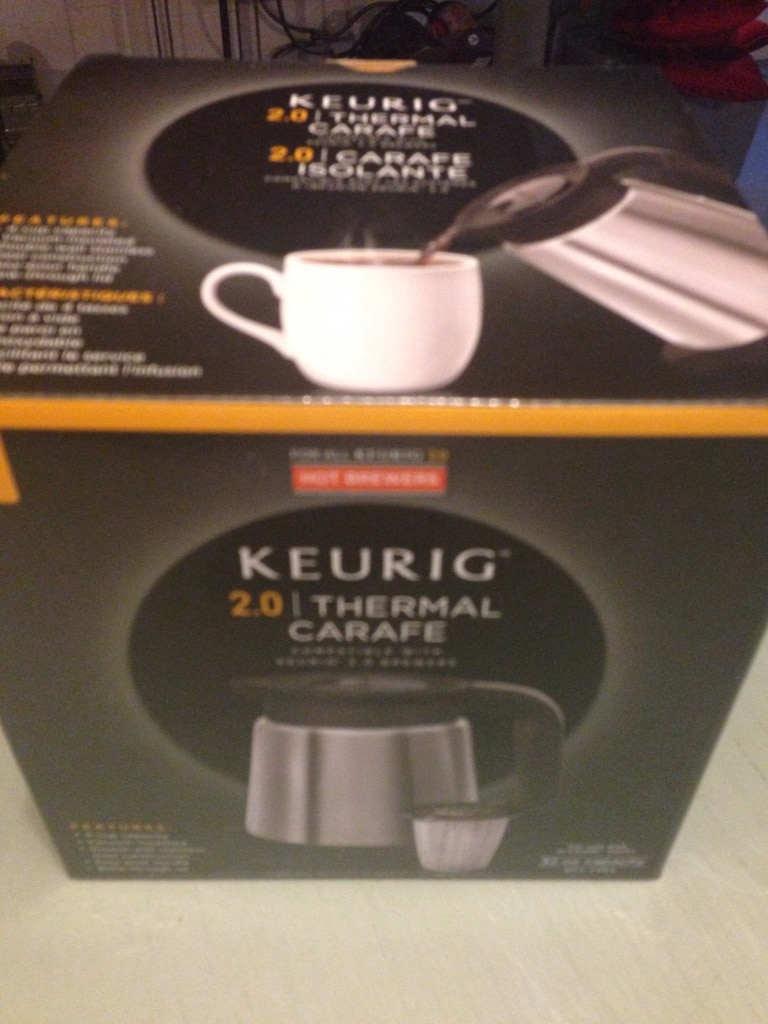 keurig 2.0 thermal carafe for sale  Youngstown