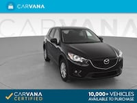 2015 *Mazda* *CX5* Touring Sport Utility 4D suv Black Fort Myers