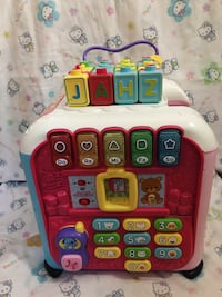 alphabet activity cube Woodbridge, 22192
