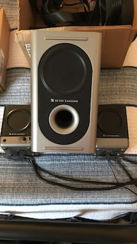 Computer Speakers w/Subwoofer