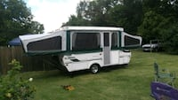 white and brown RV trailer Middletown, 45044