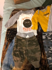 Baby boy 3 month outfits!