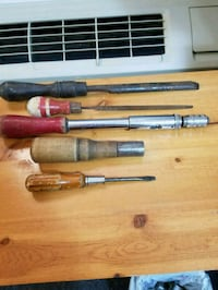 three black and red handled tools Collingwood, L9Y 3Z1