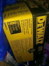 Dewalt circular saw 7and quarter inch Dothan, 36301
