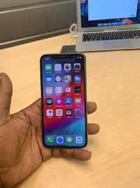 iPhone X AT&T or Cricket 64gb  Baltimore, 21206