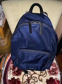 Blue Burberry Men's Backpack - Authentic Toronto, M5T 2G2