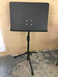 Music stand Burlington, L7P 2H4