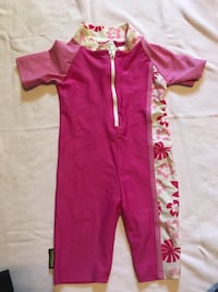 0-24 months girls bathing suit wet suit pink  Hagerstown, 21740