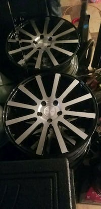 18 inch Mkw Rims Warren, 48089