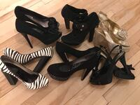 Shoes lot 71/2 Lachine, H8S 3K7