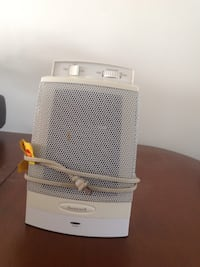white and gray portable speaker Fort Erie, L2A 2Z6