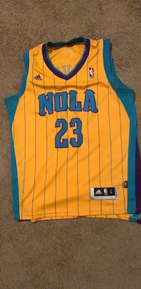 NBA Anthony Davis Jersey Sherwood, 72120