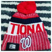 AUTHENTIC MLB BASEBALL WINTER BEANIE HAT. District Heights, 20747