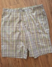 Men's size 34 Adidas golf shorts