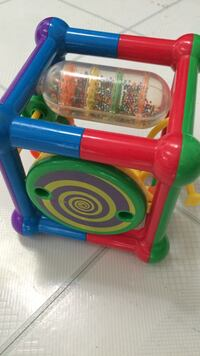 Entertainment cube for babies and toddlers  Alexandria, 22315