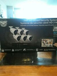 Night Owl 3mp HD Wired Security System 534 km