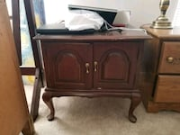 brown wooden cabinet Woodbridge, 22191
