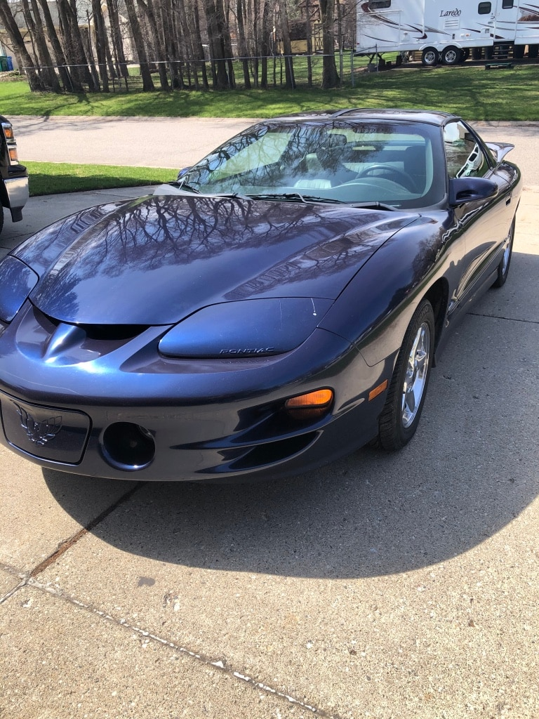 Photo 1998 Pontiac Firebird TRANS AM V8 LS1