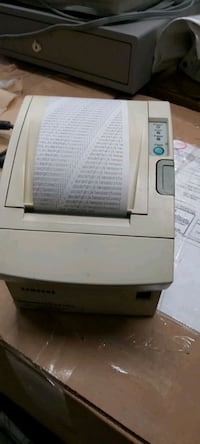 Samsung thermal receipt printer for pos system