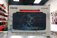 iHome melody bluetooth warrproof speaker. Mississauga, L5M