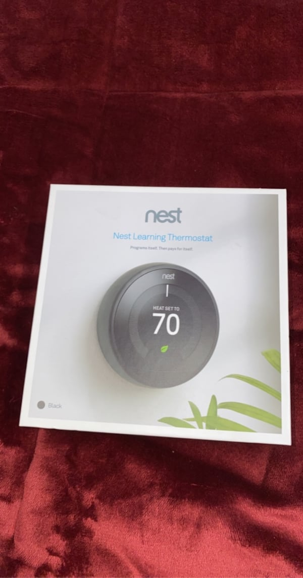 Nest Thermometer b7c9a636-75ee-4c30-8245-535be23ae55b