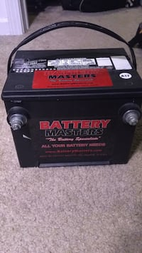 New Car Battery Indianapolis, 46250