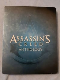 Assassins creed anthology(ps3) Straume