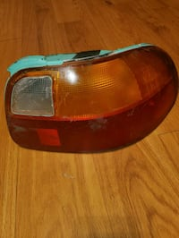 Passenger Taillight Assembly