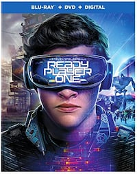 READY PLAYER ONE (NEW) null