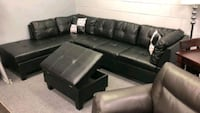 4pc Sectional Air Leather. Boxing week sale Hamilton, L9A 1B9