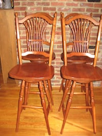 Bar Stools/ Counter height SPRINGFIELD