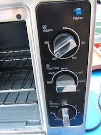 Convection Toaster Oven with Rotisserie Salem