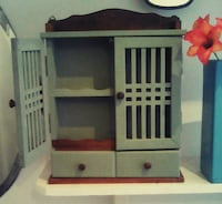 Small Vintage Cabinet Toronto