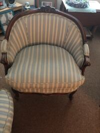 Antique couch & chair