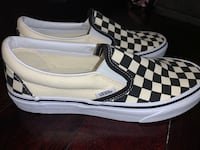 Checkered vans Mississauga, L5R 0A3