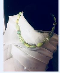 20 ' Sun kissed necklace handcrafted  Philadelphia, 19153