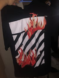 Off white shirt Calgary, T2X 0K1