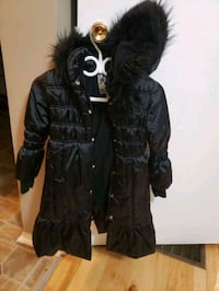 Winter jacket from children place