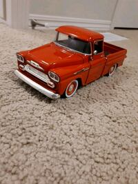red coupe die-cast model Winnipeg, R3R 3X2