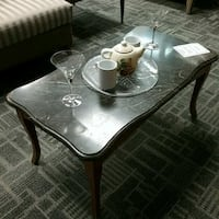 Marble top coffee table  Oakville, L6L 5N1